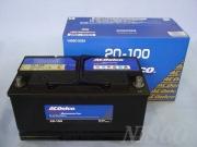 ACDelco/ACデルコ 欧州車用バッテリー 20-100 ロゴ